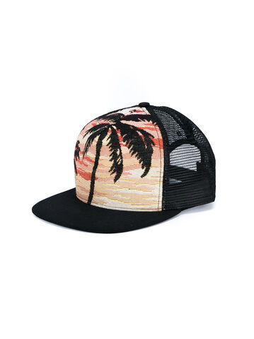 File:Saint Laurent - Multi palm tree jacquard trucker hat.jpeg