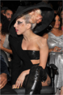 Backstage at the 2011 Grammys 014