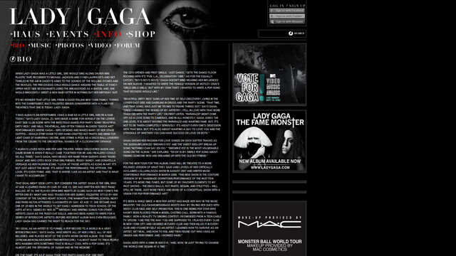 File:Official website - The Fame Monster - Bio.jpg