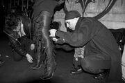KTZ Fall Winter 2009 Black boots