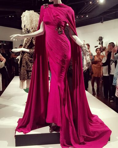 File:Michael Costello - Silk and draped dress.jpg