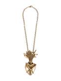 Large Sacred Heart Necklace