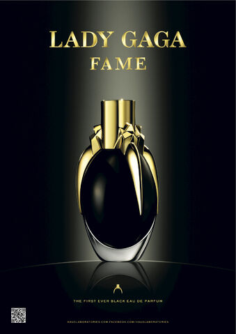 Fichier:Lady Gaga Fame Promo Poster 001.jpg