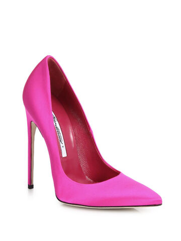 File:Brian Atwood - FM fuchsia satin point-toe pump.jpg