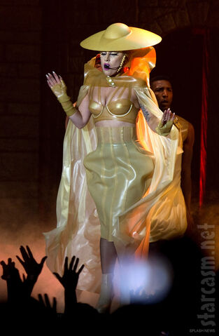 File:Lady Gaga Born This Way Ball costume gold.jpg