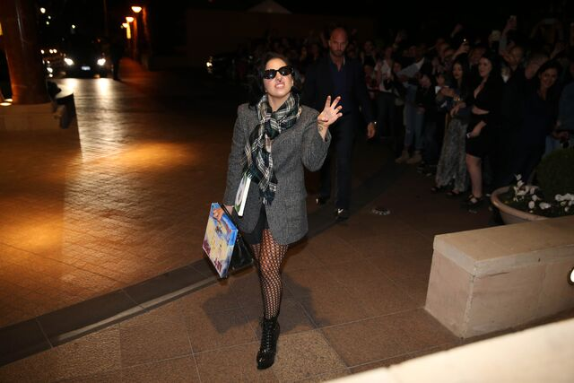 File:8-21-14 Arriving At Her Hotel In Melbourne Australia 001.jpg