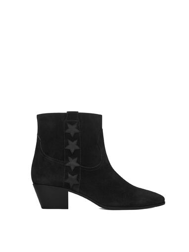 File:Saint Laurent - Wyatt 40 side stars ankle suede boot.jpg