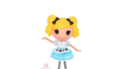 Alice in Lalaloopsyland