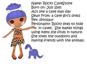 Rocky Cavestone