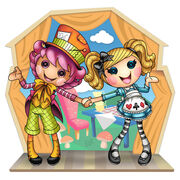 Wacky hatter and alice redux by thweatted-d5g2ney