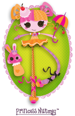 Princess Nutmeg Lalaloopsy Land Wiki Fandom Powered By