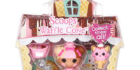 Scoops Waffle Cone/merchandise
