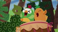 S2 E12 laughing birds