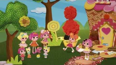 Lalaloopsy Festival of Sugary Sweets DVD Trailer