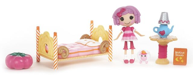 File:Mini Lalaloopsy - Pillow's Sleepover Party - accessories.jpg