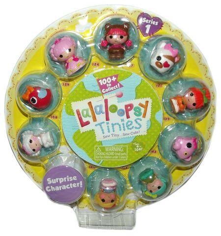 File:Lalaloopsy Tinies - Series 1 - Yellow - 10-pk - box.jpg