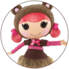 Character Portrait - Teddy Honey Pots