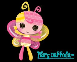 Fairy Daffodil Animation Lalaloopsy Land Wiki Fandom