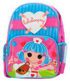 Rosybackpack
