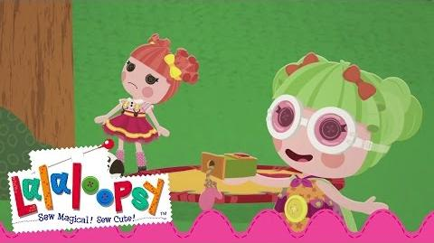 Dyna Might Lalaloopsy