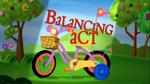 Balancing Act title card