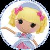 Character Portrait - Little Bah Peep