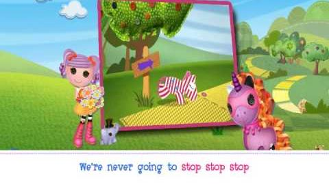 Lalaloopsy Ponies The Big Show - Sing Along
