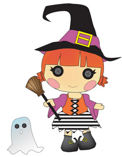 Spooky Broomsticks Pic