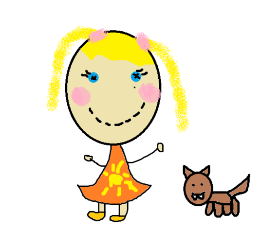 File:Sunny Sapphire with Howlie.png