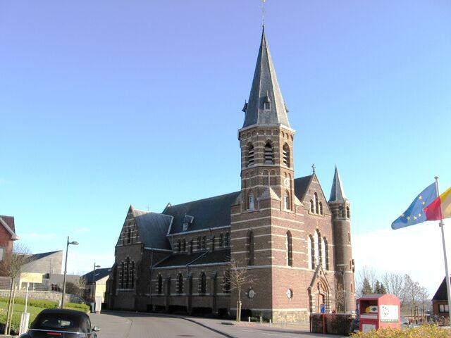 Bestand:Gellik - Sint-Laurentiuskerk.jpg