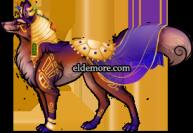 Queen Prong Fox
