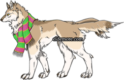 Scarf Dire Wolves2