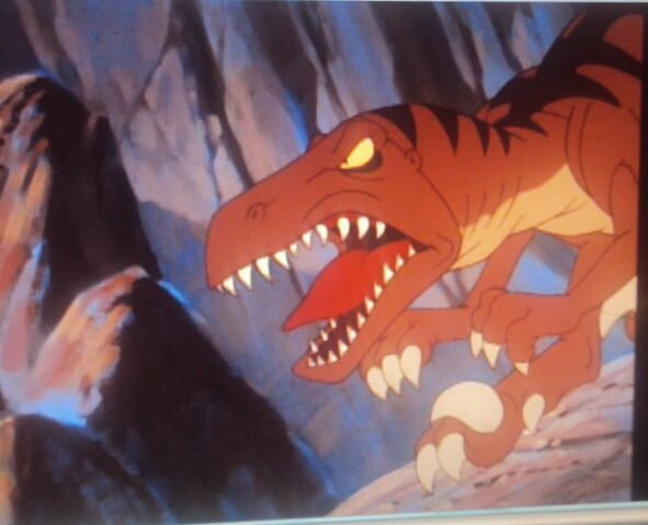 File:Velociraptor Snarling.JPG