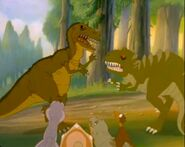 Sharptooth vs. Sharptooth