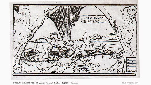 File:Don Bluth Storyboards Land Before Time 002.jpg