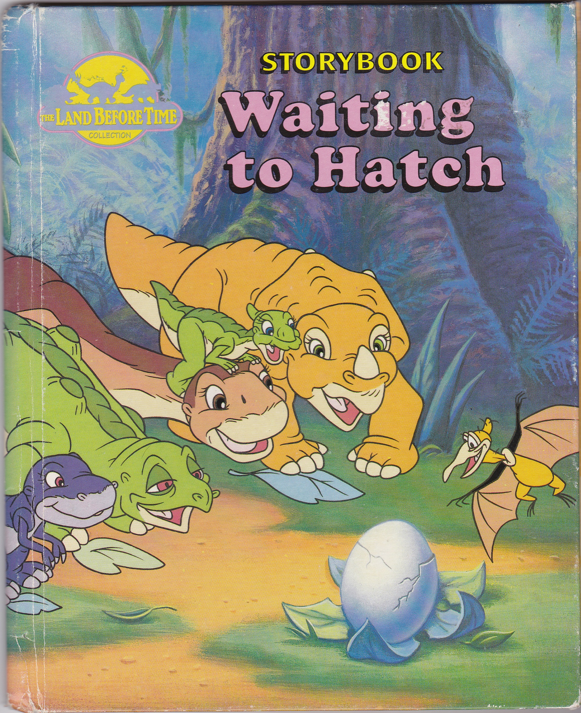 waiting to hatch land before time wiki fandom powered by wikia
