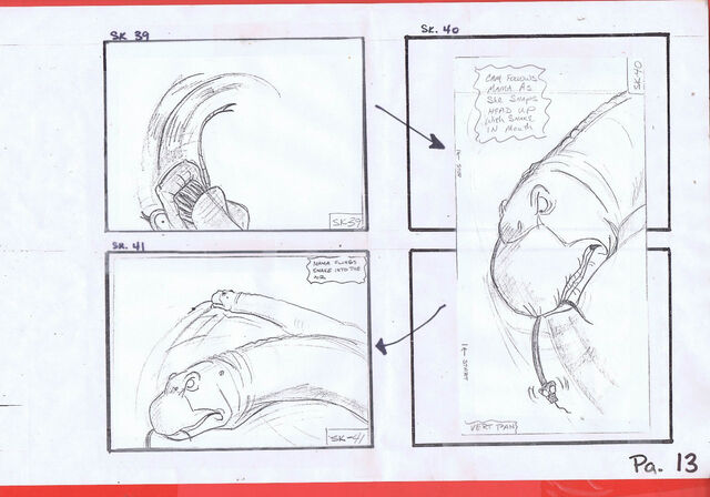 File:The Land Before Time 1988 Production Storyboard Copy Page 13 DON BLUTH -SH013.jpg