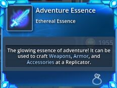 Adventure Essence