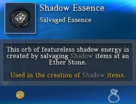 Shadow Essence