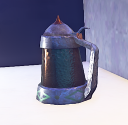 Landmark Stein prop placed