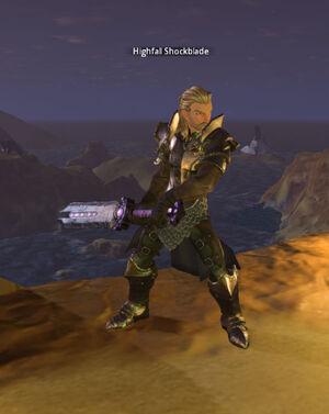 Highfall-shockblade