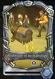 Professor of archaeology