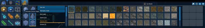 Build-tool-palette