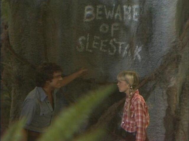 File:Beware of Sleestak.jpg