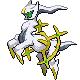 Arceus Platinum