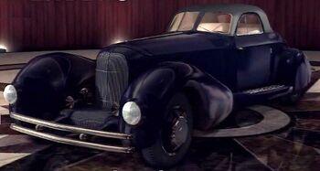 Bonus-Duesenburg Walker Coupe