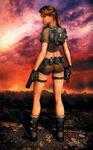 Lara Sunset