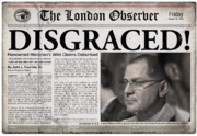 Lord Croft Disgraced