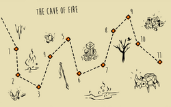 LCGO - The Cave of Fire
