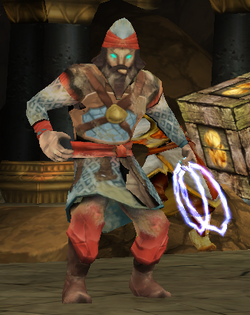 Stone Warrior Whip